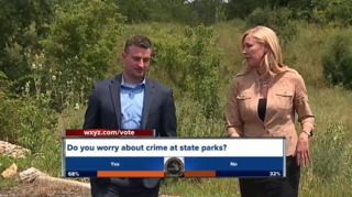 Rangers unequipped for crime at state parks
