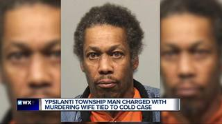 Cold case suspect charged in wife's murder