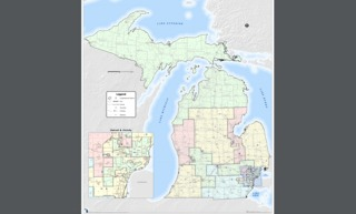 A look at MI's gerrymandered US House districts