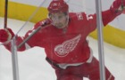 Red Wings sign Dylan Larkin to 5-year contract