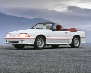PHOTOS: Ford Mustang over the years