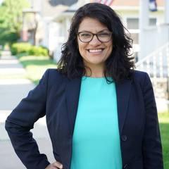 Rashida Tlaib wins primary to replace Conyers