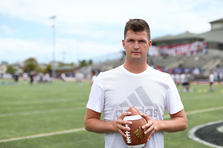 Wilton Speight enjoying fresh start at UCLA