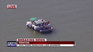 Search for missing woman in Livingston Co. lake