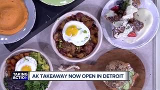 AK Takeaway offers Lebanese cuisine