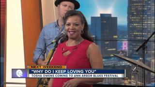 49th Anniversary of Ann Arbor Blues Festival