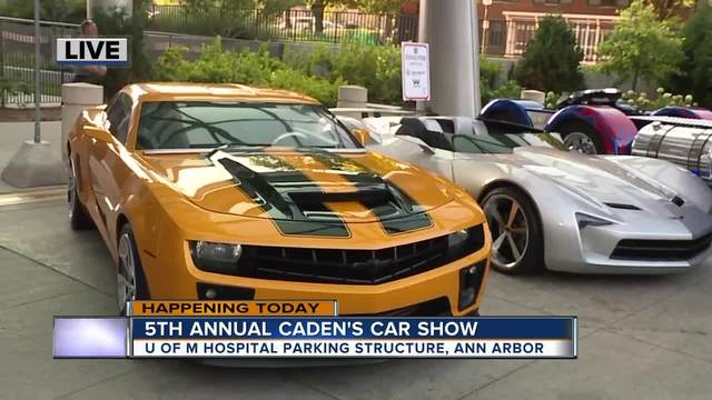 Th Annual Cadens Car Show To Be Held August Th In Ann Arbor - Is there a car show near me today