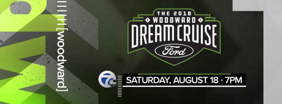 2018 Woodward Dream Cruise