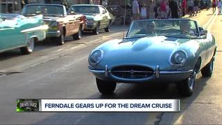 Ferndale closing roads for 2018 Dream Cruise