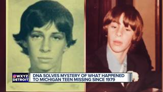 Family of teen missing for decades is 'thankful'