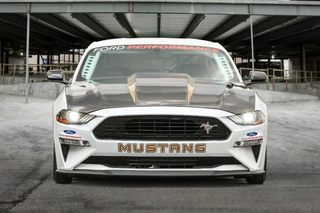 Ford unveils Mustang Cobra Jet ahead of WDC