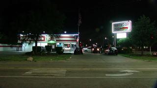 Police seeking 2 cars in smash-and-grab