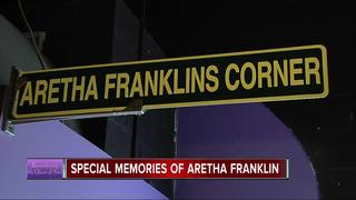 Local restaurant remembers Aretha