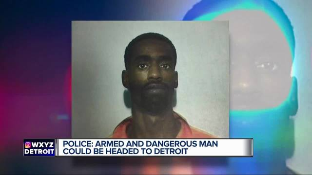 -Armed and dangerous- man mistakenly released from Toledo jail could be…