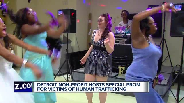 Detroit Nonprofit Hosts Prom Night For Victims Rescued