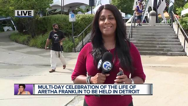 Homegoing service for Aretha Franklin set for Aug- 31 at Greater Grace…
