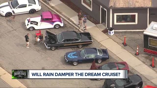 COMPLETE COVERAGE- 2018 Woodward Dream Cruise