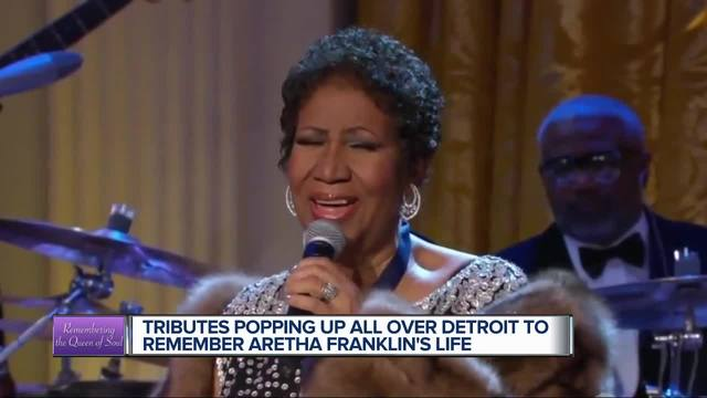 Celebration of Aretha Franklin-s life to be multi-day event in Detroit