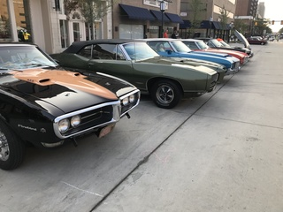 2018 Woodward Dream Cruise: Photo gallery 1