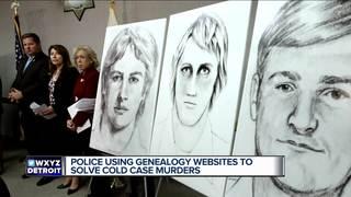 Genealogy websites: New hope for cold cases