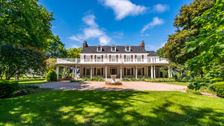 Massey's historic home in Northville for sale
