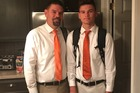 Brother Rice QB's dad injured in car accident