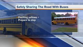 Keeping kids safe as buses return to the road