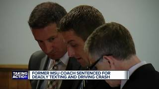 7 to 15 years in prison for fatal texting crash