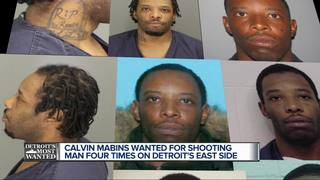 Detroit's Most Wanted: Calvin Mabins