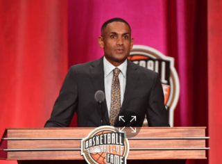 Grant Hill inducted into Basketball Hall of Fame