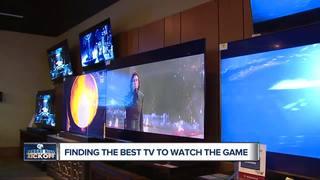 Best TVs to watch football