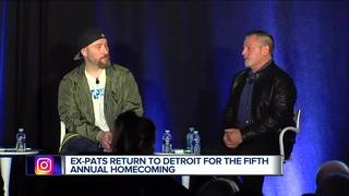 Detroit Homecoming celebrates business