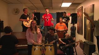 Music teacher helps those w/ special needs shine