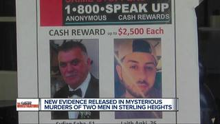 Unsolved double murder remains a mystery