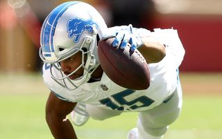Golden Tate speaks on helping accident victims