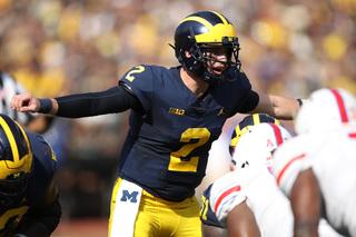 WATCH: Patterson talks Michigan vs. MSU