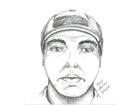 Suspect sketch released in attempted abduction
