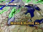 FORECAST: Rain likely, humidity returns
