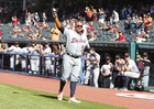 Victor Martinez to play final MLB game Saturday