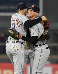 Tigers rally in 8th inning to win 64th game