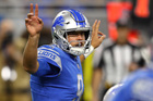 Patrick tells Stafford he can top Brees' record