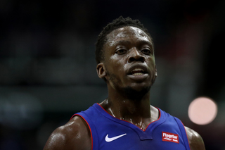 Jackson back to 5-on-5 workouts at Pistons camp