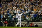 Christian Yelich, Brewers top Tigers