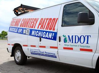Company pulls MDOT courtesy vans off roads