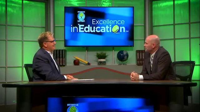 Excellence in Education- Adam Vallus