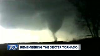 70 Years of 7: Remembering the Dexter tornado
