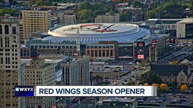 mobile ticketing begins for red wings games at lca paper tickets