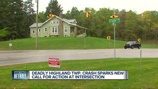 Fight for a safer intersection continues