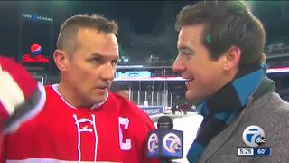 Brad Galli looks back on the Detroit Red Wings