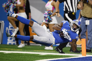 Golladay gives Lions another receiving threat